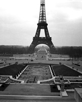 Eifel Tower - In 1945