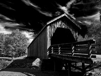Auchumpkee Creek Bridge - B&W