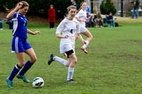 Girls vs CFCA- 3/06/14