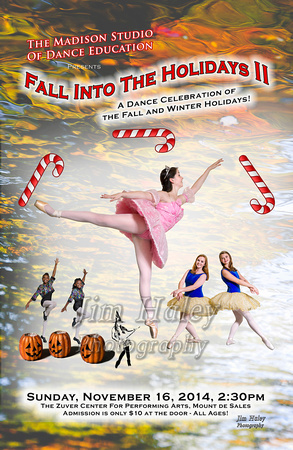 Fall Holidays 2014 Poster